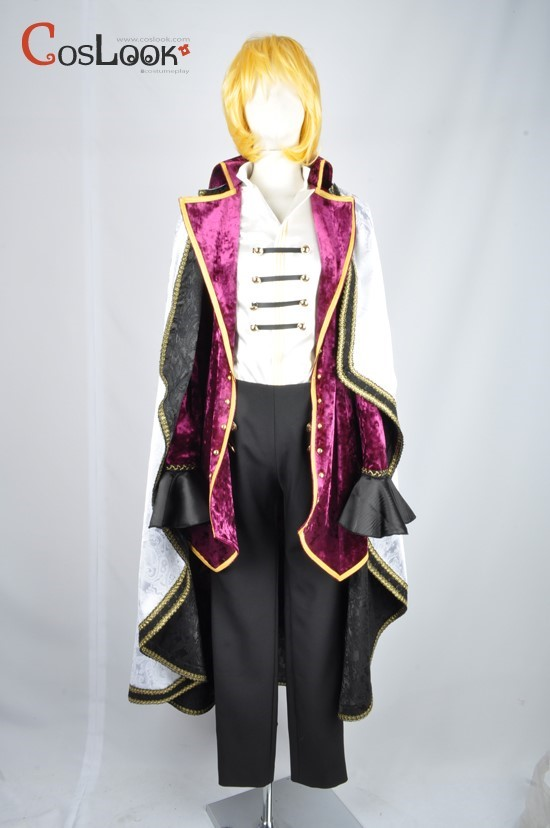 神撃のバハムート ユーリ!!! ON ICE ヴィクトル・ニキロフォル オーダーメイドコスプレ衣装