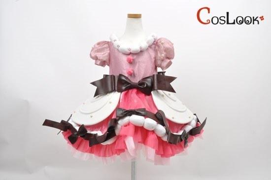 ディズニー風 テーブル・イズ・ウェイティング ミニーマウス オーダーメイドコスプレ衣装