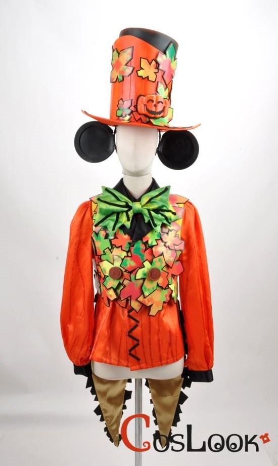 ディズニー風 ハロウィン2014 ミッキーマウス オーダーメイドコスプレ衣装