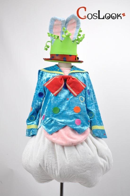 ディズニー風 イースターワンダーランド ドナルドダック オーダーメイドコスプレ衣装