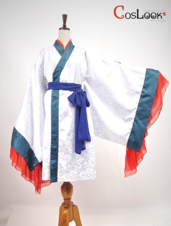 鬼灯の冷徹 白澤 4000年前 オーダーメイドコスプレ衣装