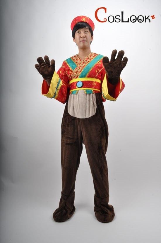 ディズニー風 ミステリアスマスカレイド デール オーダーメイドコスプレ衣装