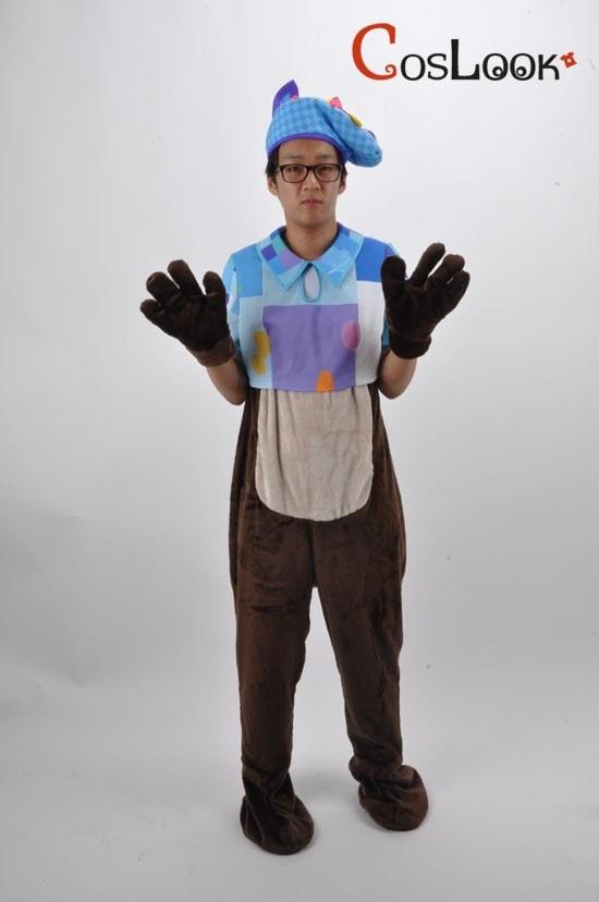 ディズニー風 ヒッピティ・ホッピティ・スプリングタイム デール オーダーメイドコスプレ衣装