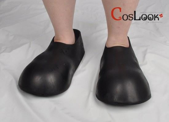 ディズニー風 ミッキーマウス 靴 コスプレ衣装