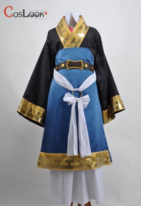 十二国記 延王 オーダーメイドコスプレ衣装