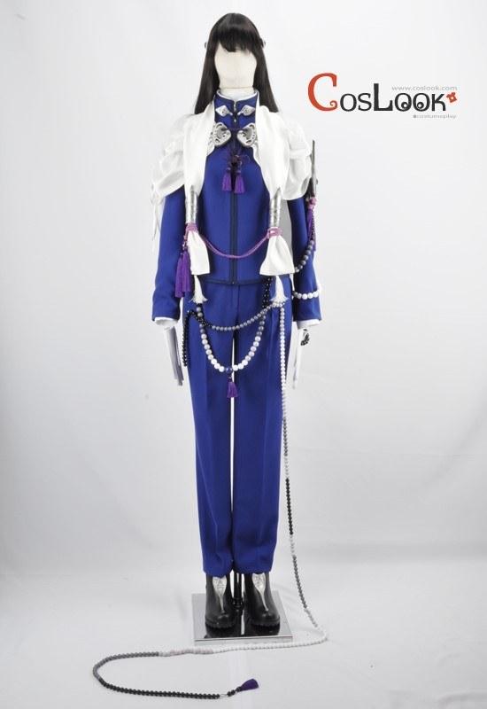 刀剣乱舞 数珠丸 オーダーメイドコスプレ衣装