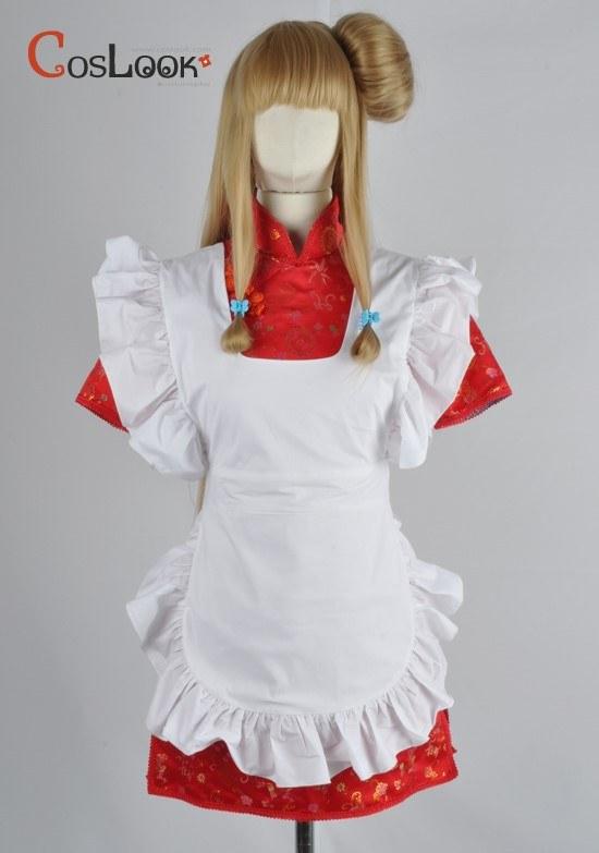 らんま1/2 シャンプー オーダーメイドコスプレ衣装