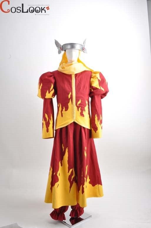 聖剣伝説3 ルーベンス オーダーメイドコスプレ衣装