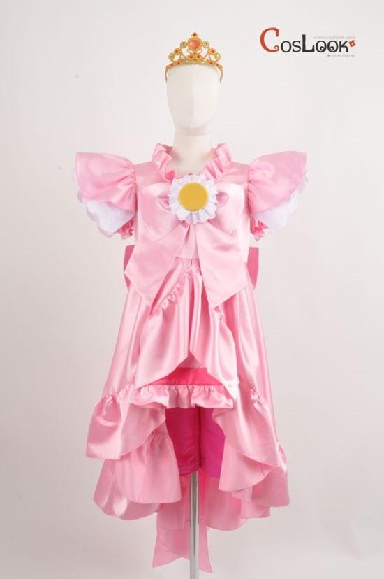 スマイルプリキュア! プリンセスハッピー オーダーメイドコスプレ衣装