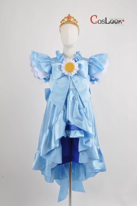 スマイルプリキュア! プリンセスビューティ オーダーメイドコスプレ衣装