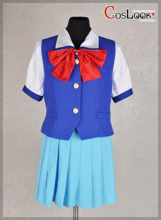 スラムダンク 赤木晴子 湘北高校女子制服 オーダーメイドコスプレ衣装
