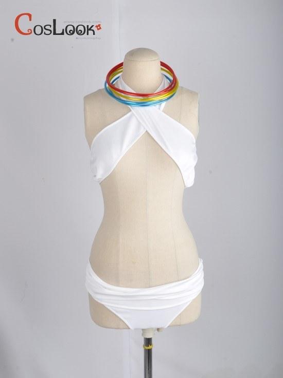ストリートファイター エレナ オーダーメイドコスプレ衣装